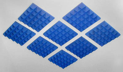 akustar panneau relief pyramidal keops 710. Black Bedroom Furniture Sets. Home Design Ideas